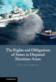 The Rights and Obligations of States in Disputed Maritime Areas