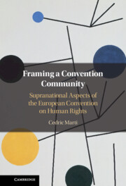 Framing a Convention Community