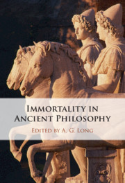 Immortality in Ancient Philosophy