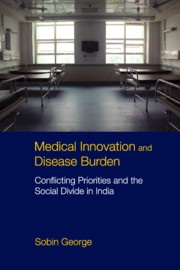 Medical Innovation and Disease Burden