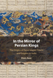 In the Mirror of Persian Kings