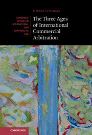 The Three Ages of International Commercial Arbitration