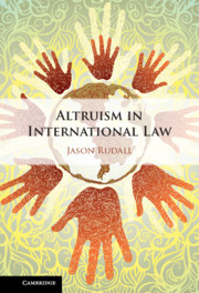 Altruism in International Law