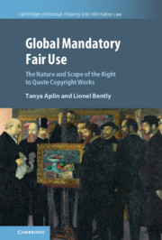 Global Mandatory Fair Use