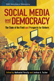SSRC Anxieties of Democracy