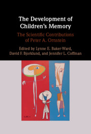 The Development of Children's Memory