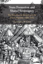 State Formation and Shared Sovereignty
