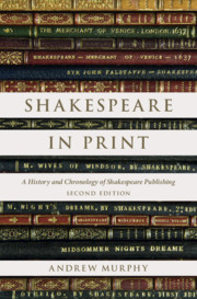 Shakespeare in Print