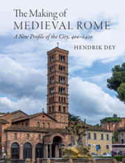 The Making of Medieval Rome