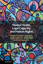 Mental Health, Legal Capacity, and Human Rights