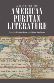A History of American Puritan Literature