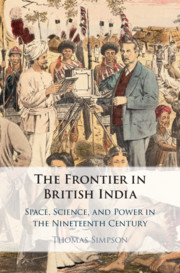 The Frontier in British India