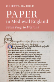Paper in Medieval England