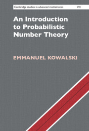 An Introduction to Probabilistic Number Theory