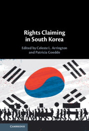 Rights Claiming in South Korea