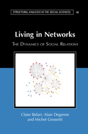 Living in Networks