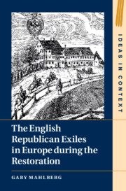 The English Republican Exiles in Europe during the Restoration
