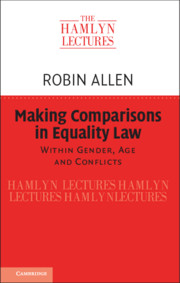 Making Comparisons in Equality Law