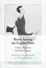 Byron Among the English Poets