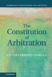 The Constitution of Arbitration