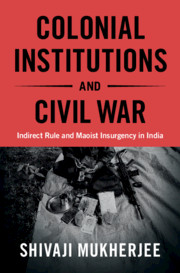 Colonial Institutions and Civil War