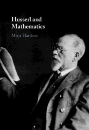 Husserl and Mathematics Book Cover