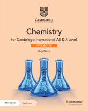 Cambridge International AS & A Level Chemistry