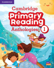 Cambridge Primary Reading Anthologies