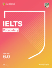 IELTS Vocabulary Up to Band 6.0