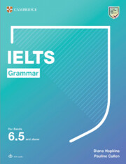 IELTS Grammar For Bands 6.5 and above