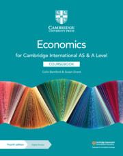 Cambridge International AS & A Level Economics