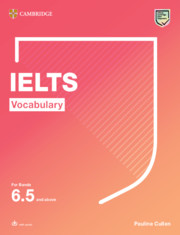 IELTS Vocabulary For Bands 6.5 and above