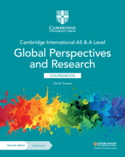Cambridge International AS & A Level Global Perspectives and Research