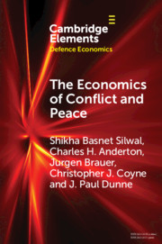 The Economics of Conflict and Peace
