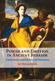 Power and Emotion in Ancient Judaism