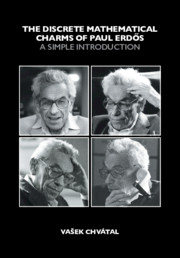 The Discrete Mathematical Charms of Paul Erdős