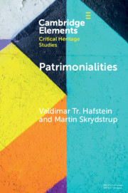 Elements in Critical Heritage Studies