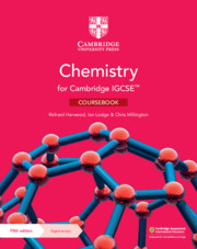 Cambridge IGCSE™ Chemistry