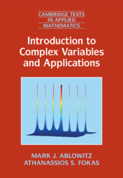 Introduction to Complex Variables and Applications