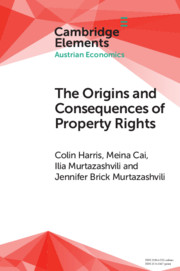 The Origins and Consequences of Property Rights
