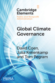 Global Climate Governance