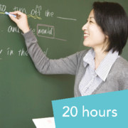 20-hour Online Teacher Development Courses Teaching Vocabulary and Pronunciation Online Course