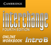 Interchange Intro Online Workbook B (Standalone for Students)