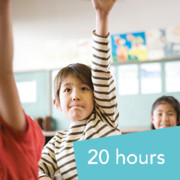 20-hour Online Teacher Development Courses Teaching Primary Learners Communicatively