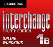 Interchange Level 1 Online Workbook B (Standalone for Students)