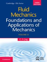 Fluid Mechanics By C S Jog