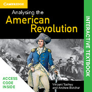 Analysing the American Revolution Digital (Card)
