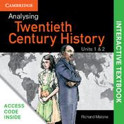 Analysing 20th Century History Units 1&2 Digital (Card)