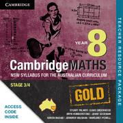 Cambridge Mathematics GOLD NSW Syllabus for the Australian Curriculum Year 8 Teacher Resource (Card)