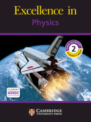 Excellence in Physics for Senior Secondary 1 Student's Book Elevate Edition